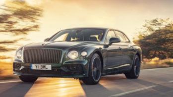 Bentley Flying Spur Monaco Verdant