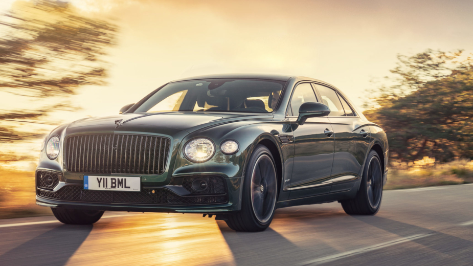 Bentley Flying Spur Monaco Verdant