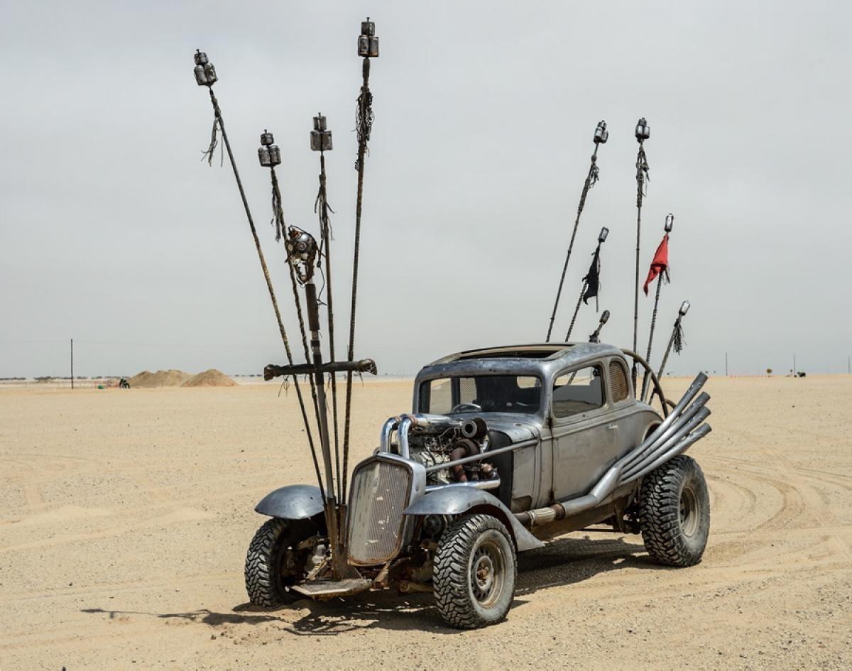 Mad Max Nux Car