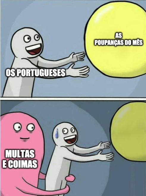 Multas e coimas memes