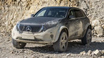 Mercedes-Benz EQC 4X4
