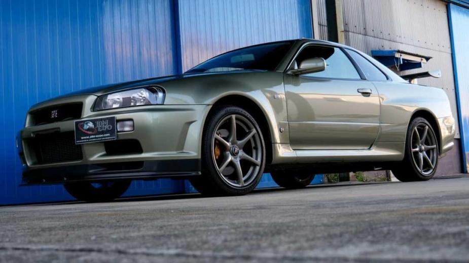 Nissan Skyline GT-R Nur