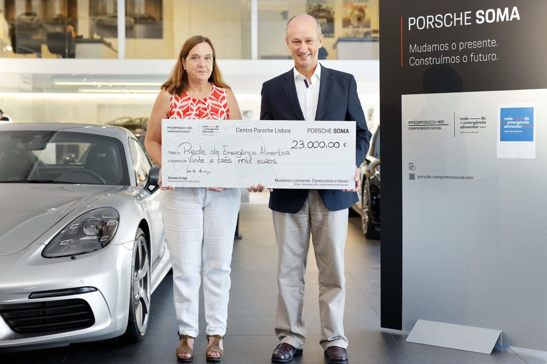 Porsche SOMA