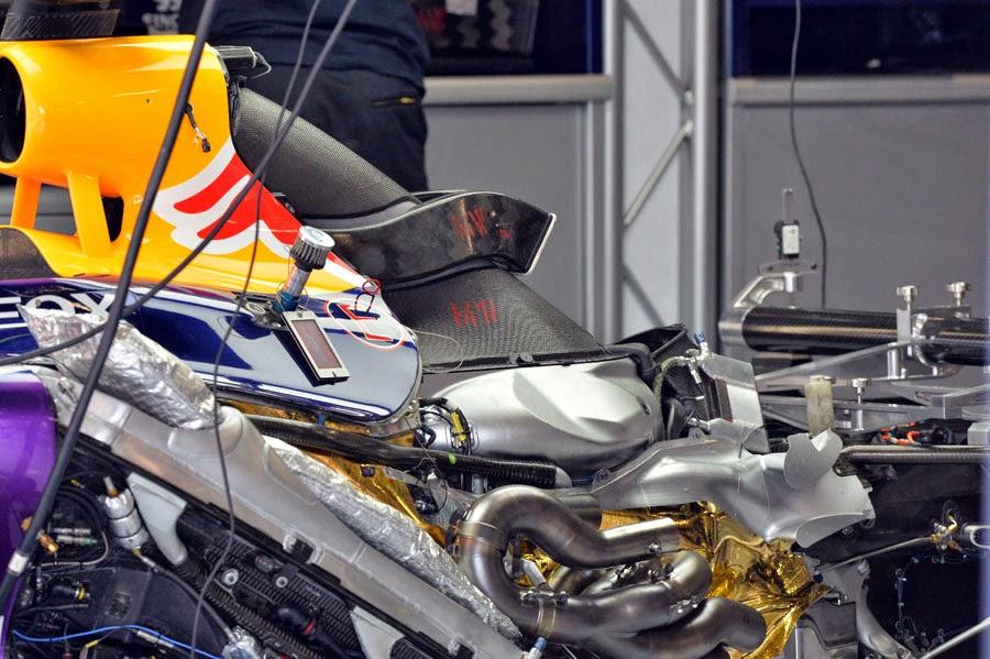 Monolugar F1 Motor