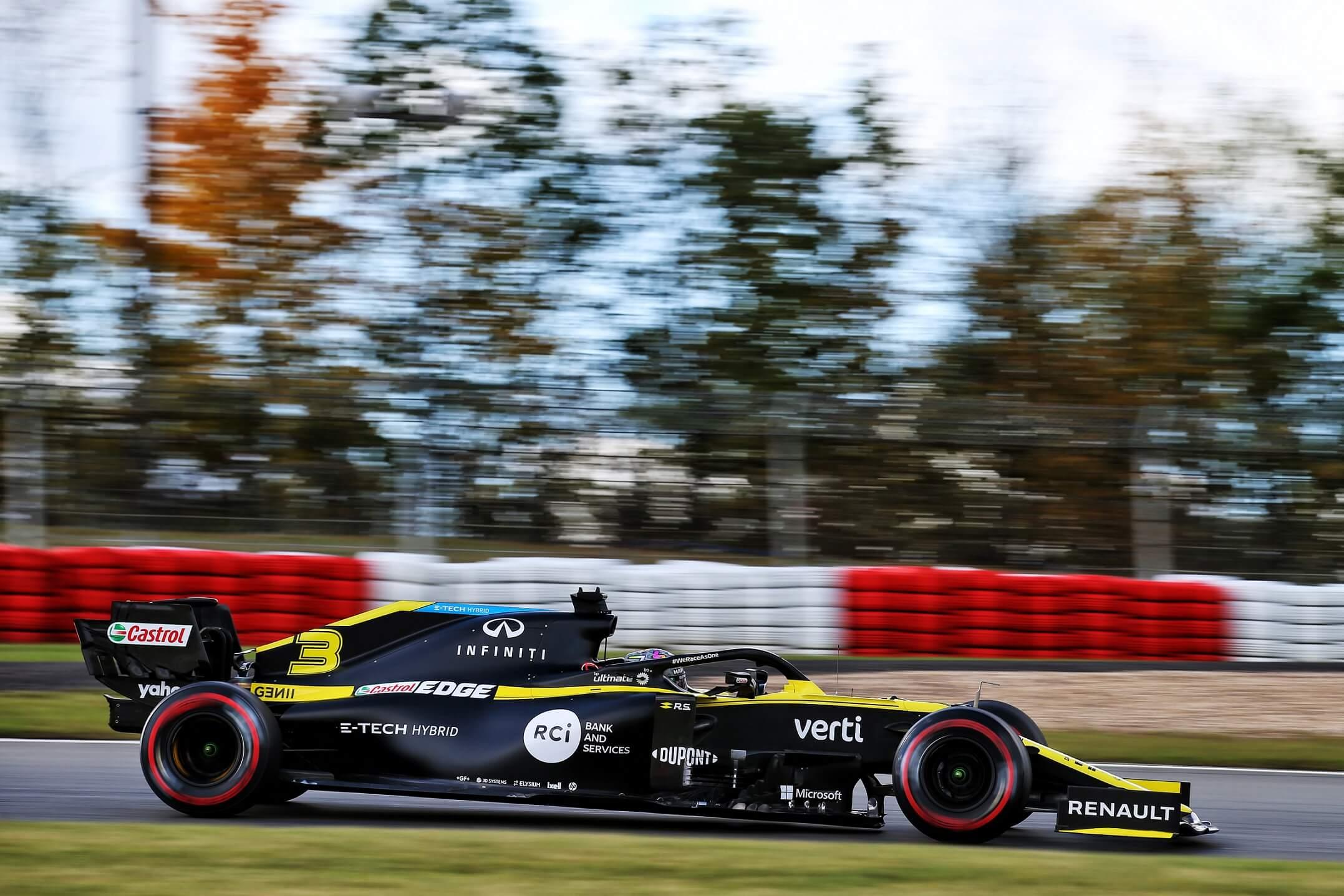 Renault DP F1 Team
