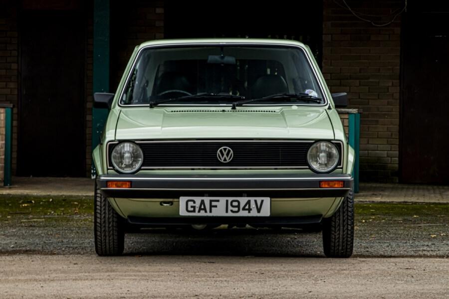 Volkswagen Golf GLD Mk1