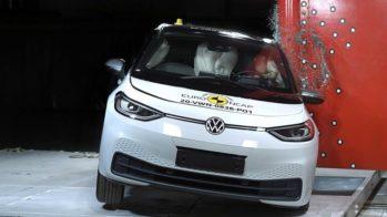 Volkswagen ID.3 Euro NCAP