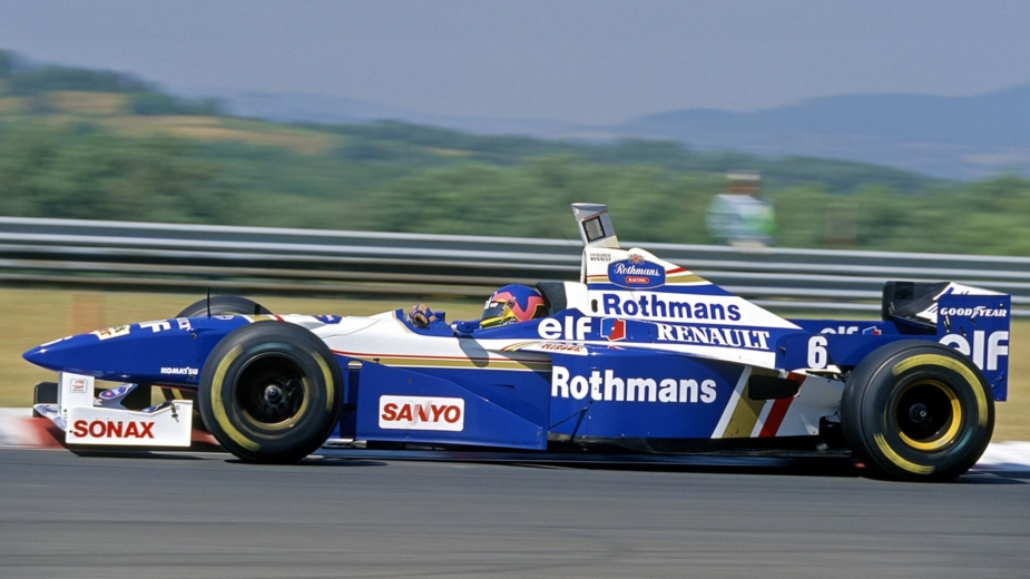 Williams Jaques Villeneuve