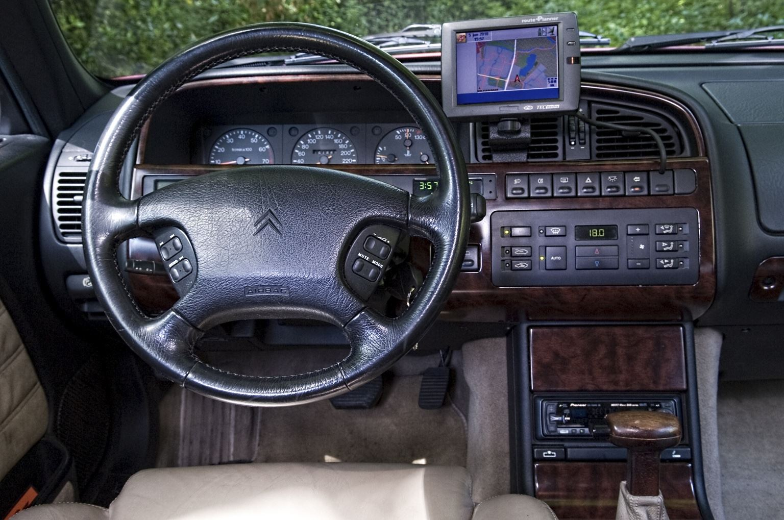 Citroën XM Multimedia