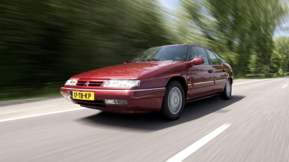 Citroën XM Multimedia