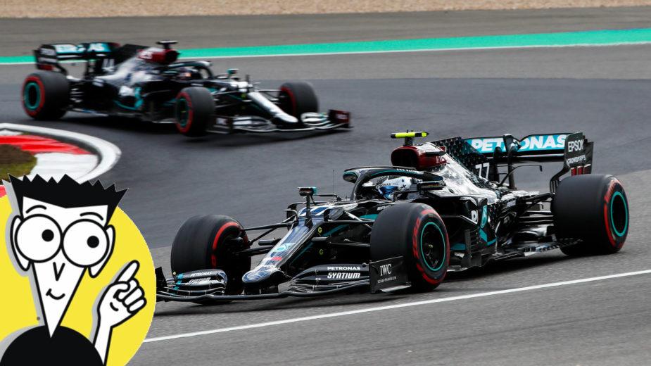 Fórmula 1 para tótós