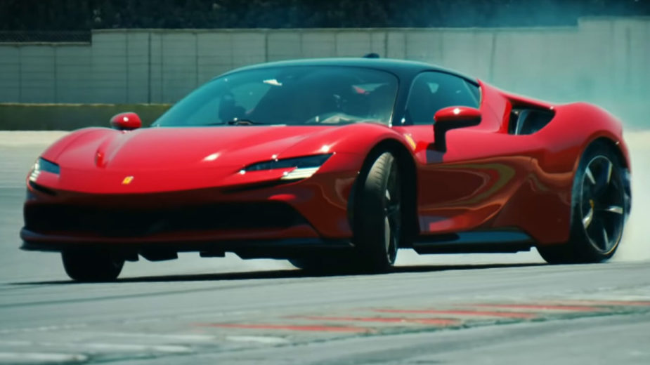 Ferrari SF90 Stradale chris harris