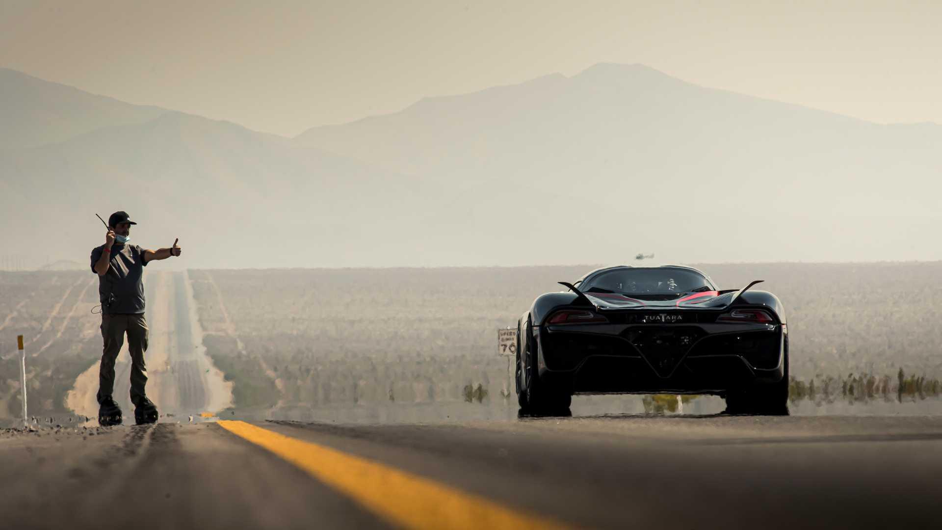 carro mais rápido do mundo