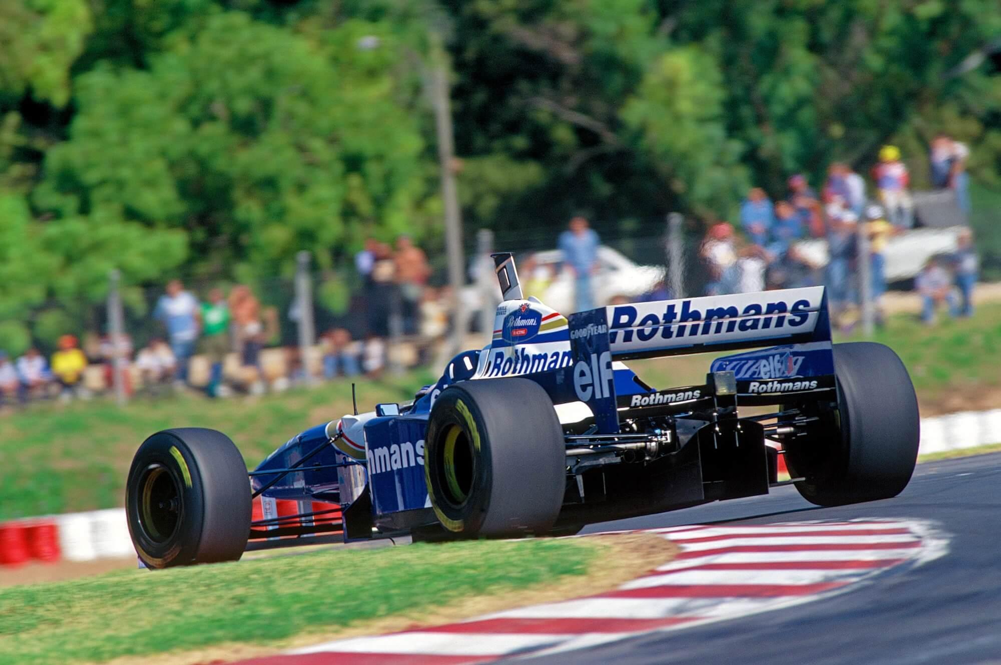 Williams Jaques Villeneuve