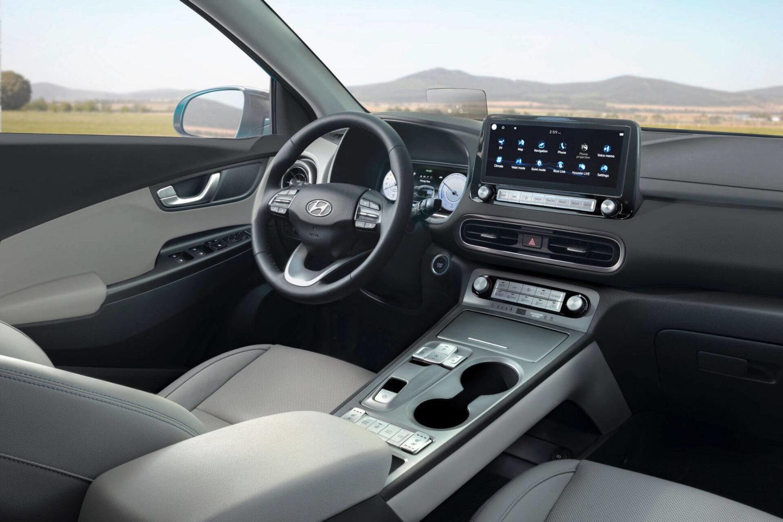 Hyundai Kauai Electric 2021