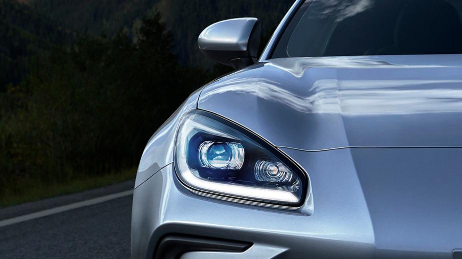 Teaser Subaru BRZ