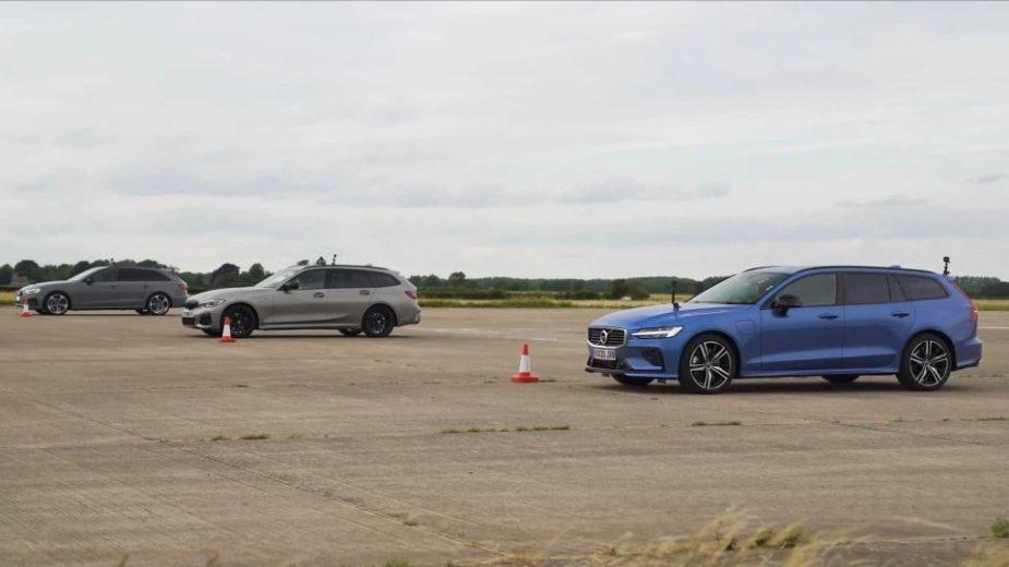 Audi S4 Avant_ Volvo V60_BMW M340i