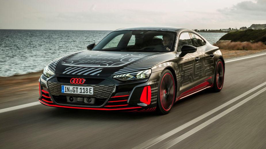 Audi RS-e-tron GT