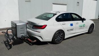 BMW Série 3 Green NCAP