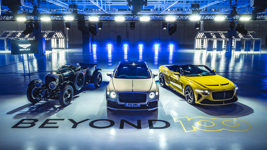 Bentley Beyond 100