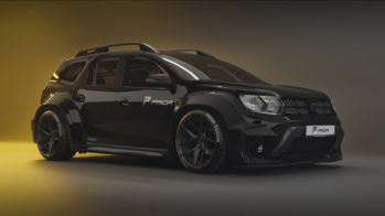 Dacia Duster Widebody Prior Design