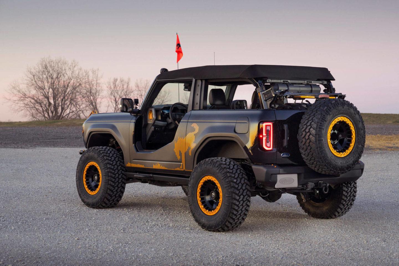 Ford Bronco SEMA