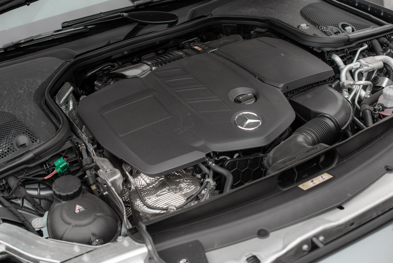 OM654 motor Mercedes-benz