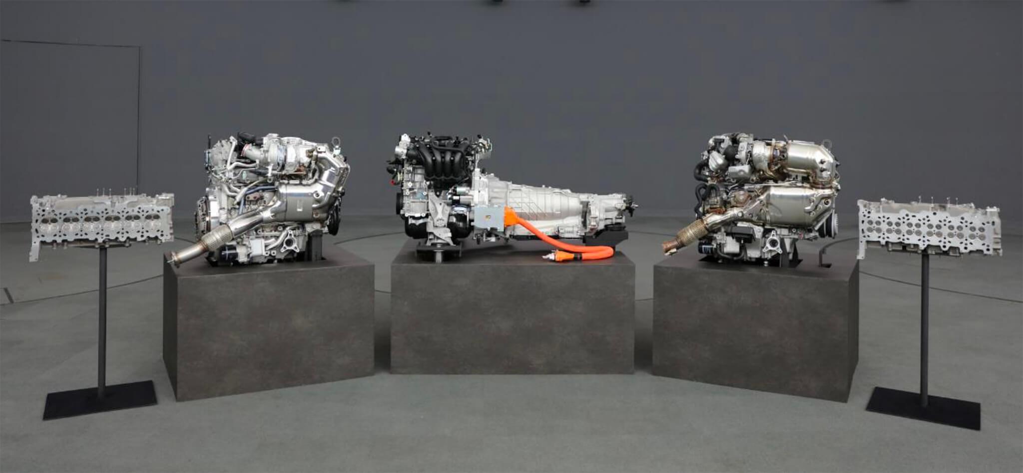 Mazda Motores 2021