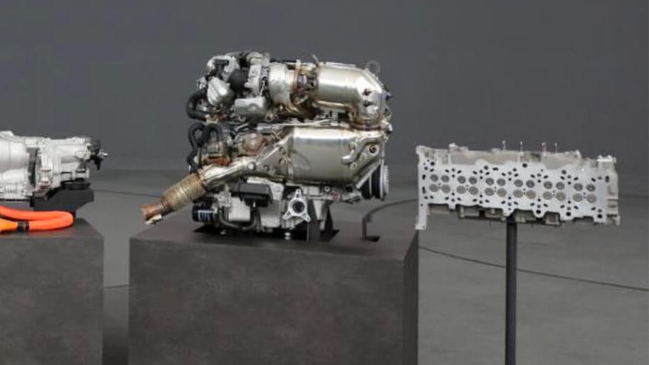 Mazda motores