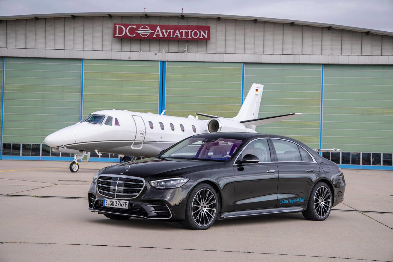 Mercedes-Benz novo Classe S PHEV W223