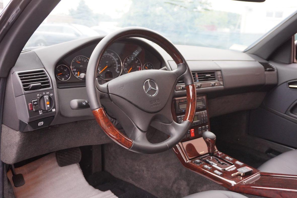 Mercedes-Benz SL 600 (R 129)