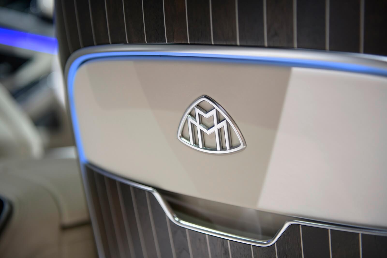 Logótipo Maybach
