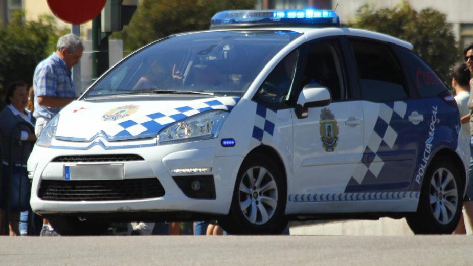 Policiai de Vigo