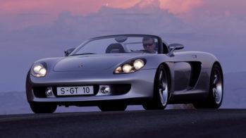 Porsche Carrera GT concept
