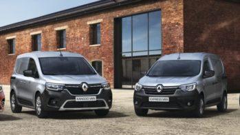 Renault Kangoo e Renault Express