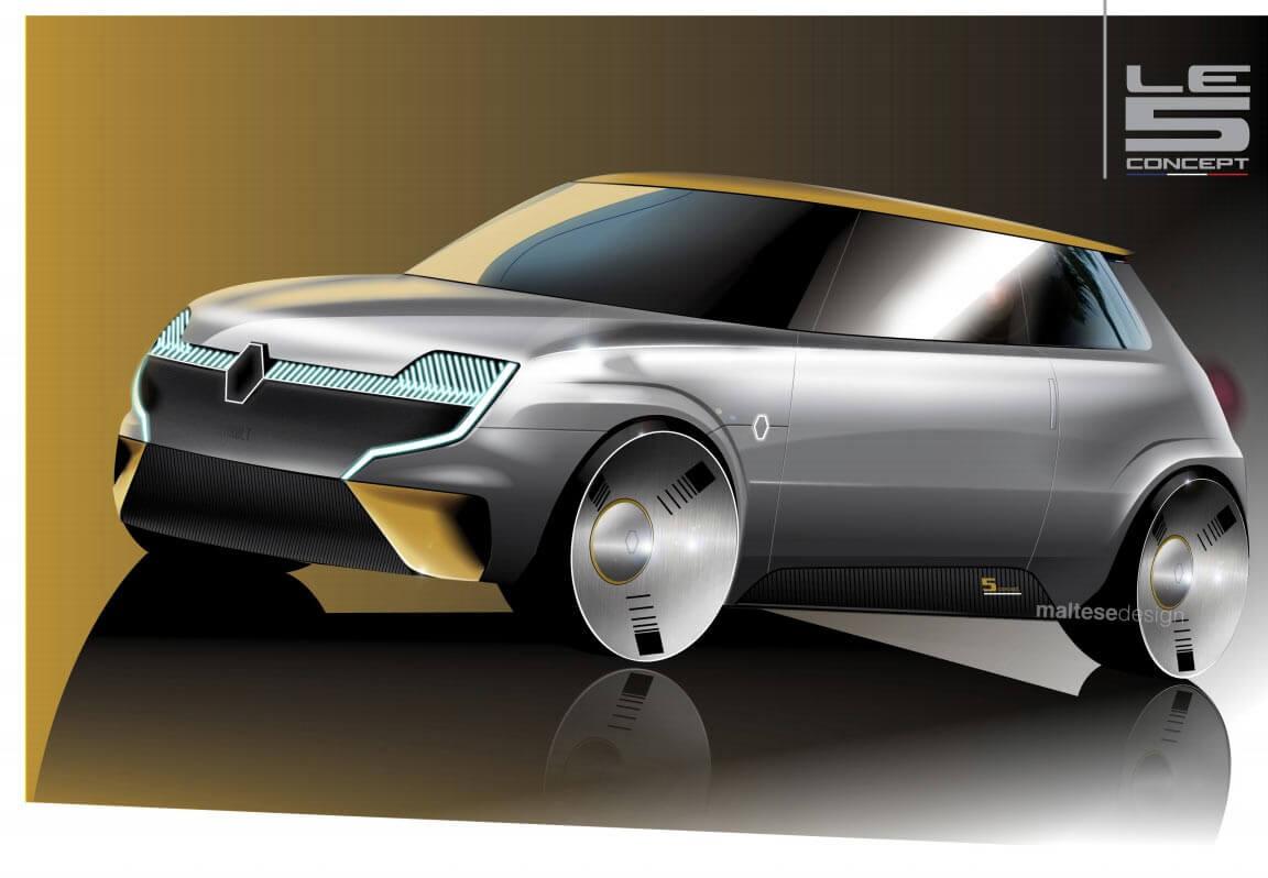 Renault Le 5