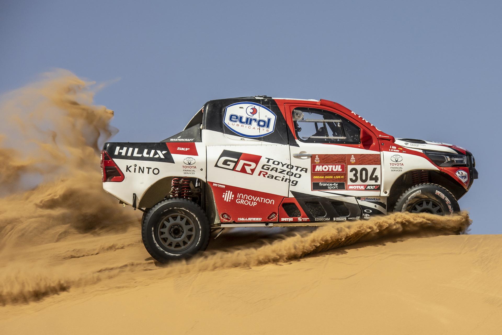 Toyota Hilux V8 Gazoo