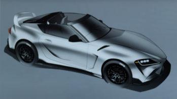 Toyota GR Supra Sport