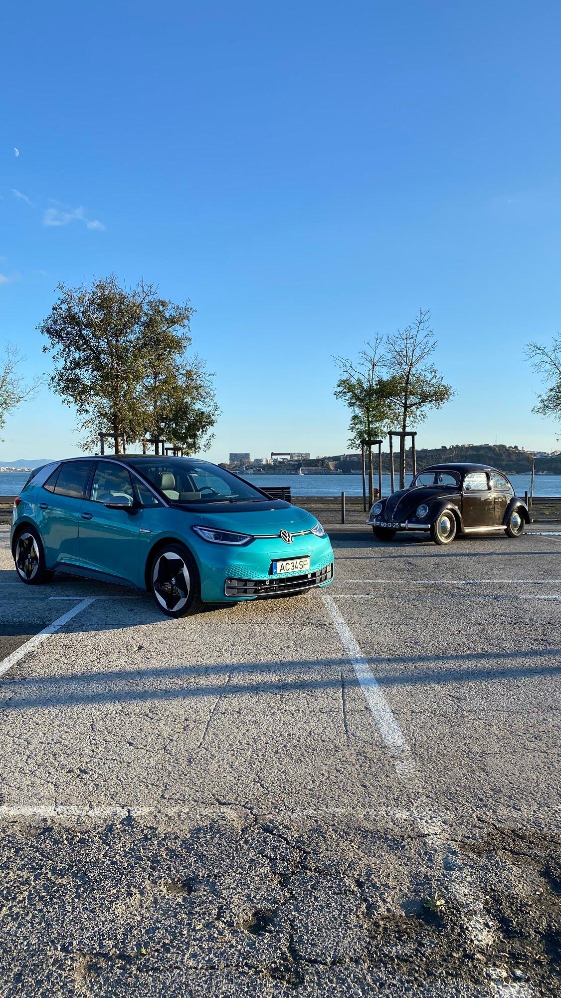VW ID.3 e Carocha