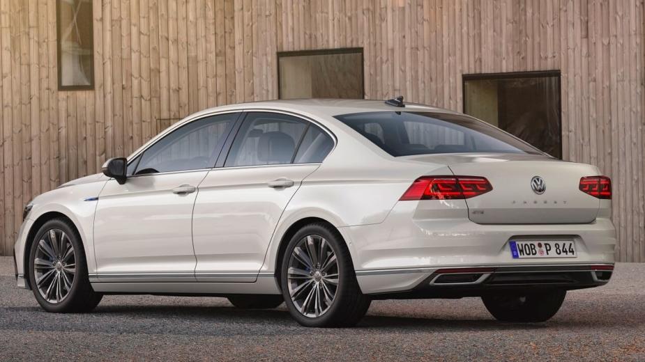 Volkswagen Passat sedã