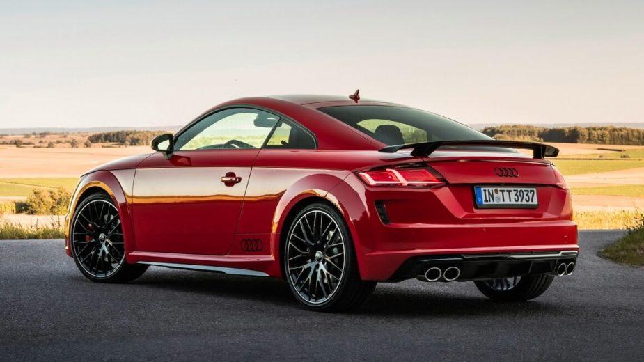 Audi TTS Competition Plus Coupé