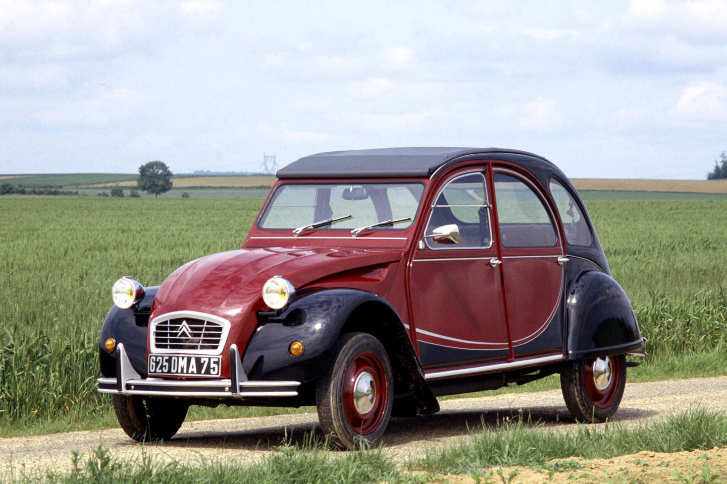 Citröen 2CV 6 Charleston