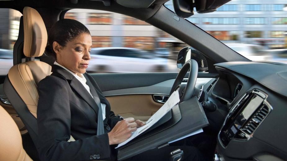 Volvo condução autónoma