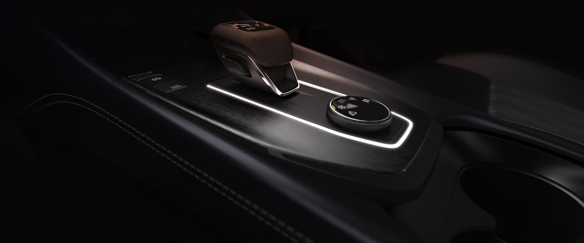 Nissan Qashqai interior 2021