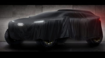 Audi Dakar 2022