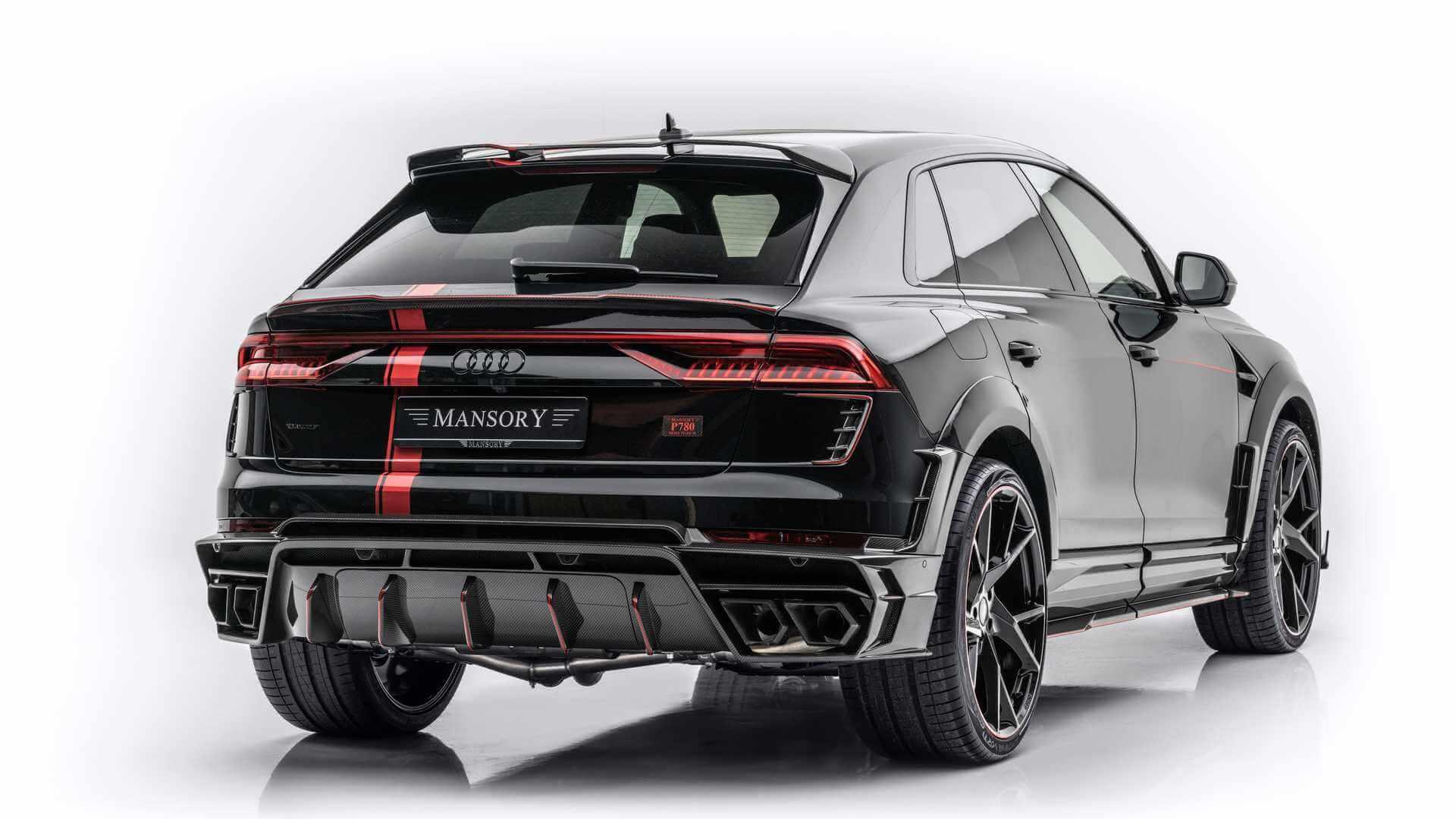 Audi RS Q8 Mansory