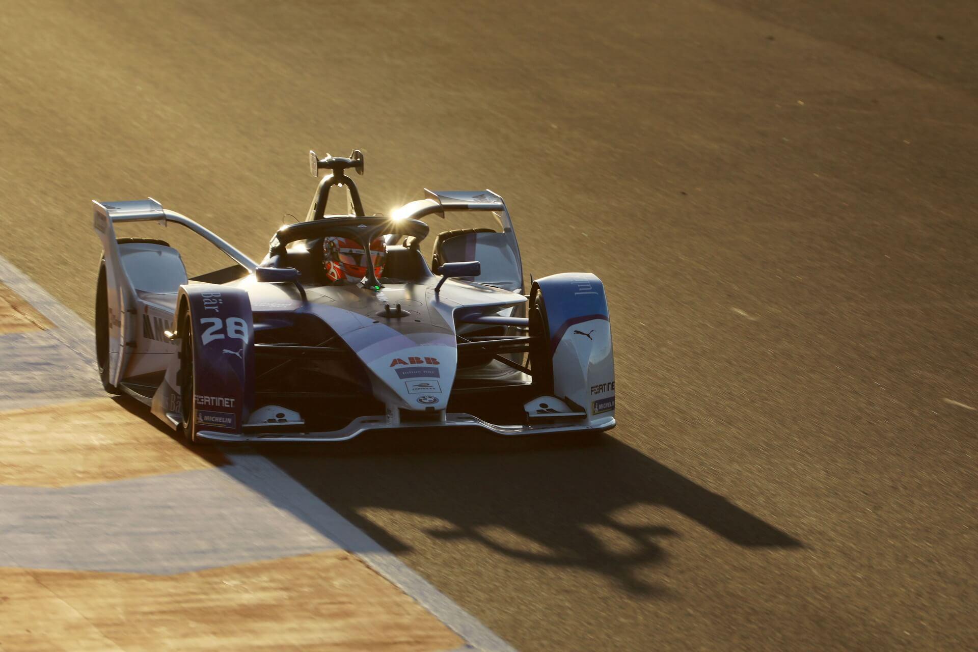 BMW Fórmula E