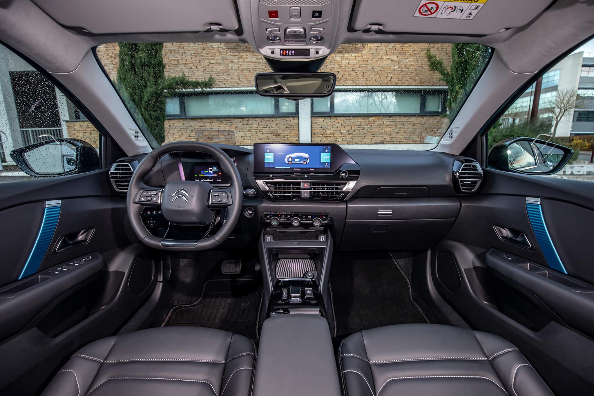 Tabliê Citroën C4