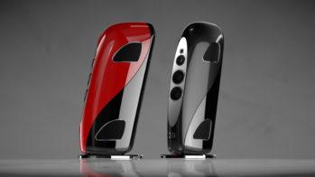 Colunas de som Bugatti