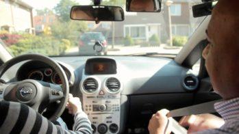 Aula prática de condução